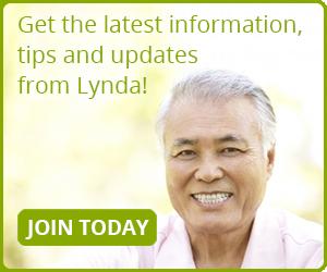 Join Lynda's blog