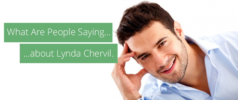 What are people saying about Lynda Chervil and Fool's Return?